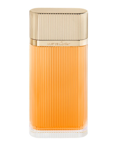 Must de Cartier Eau de Toilette, 3.4 oz./ 100 mL