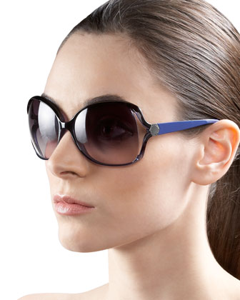 Open Square Sunglasses