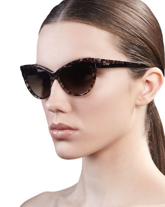 Cat Eye Sunglasses, Panther
