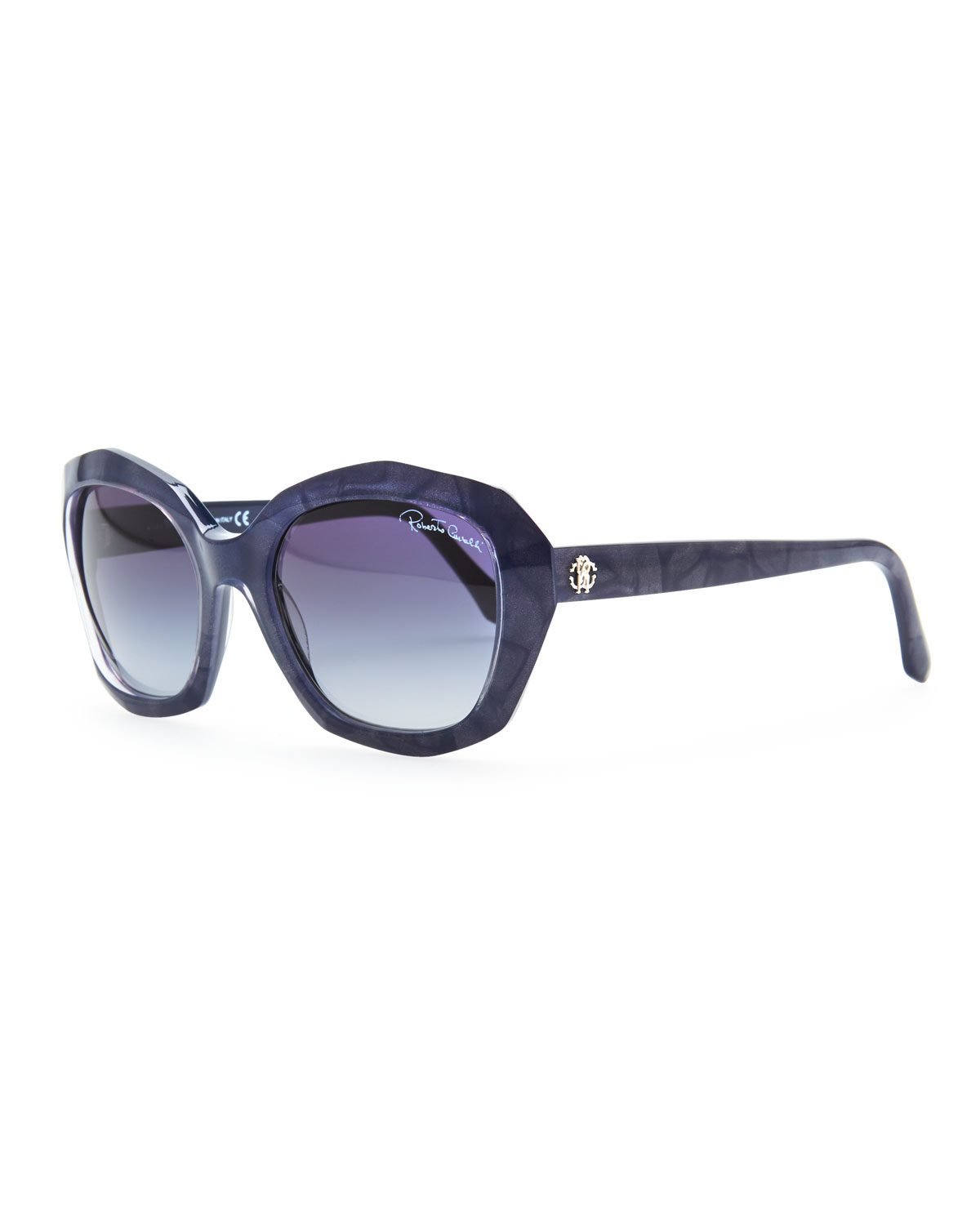 Alathfar Acetate Sunglasses, Iridescent