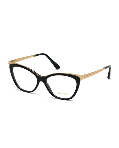 46df8de7756 Quick Look. TOM FORD · Cat-Eye Optical ...