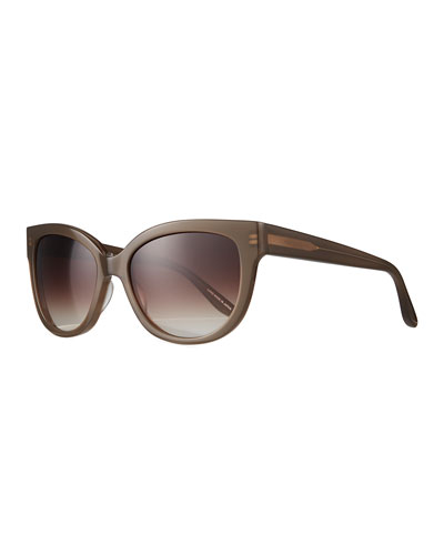 Vandella Cat-Eye Sunglasses