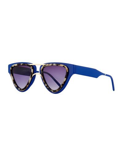 Sodapop V Triangular Sunglasses