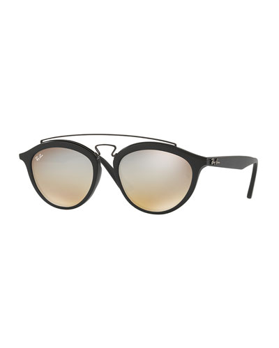 Brow Bar Sunglasses  brow bar round sunglasses neiman marcus