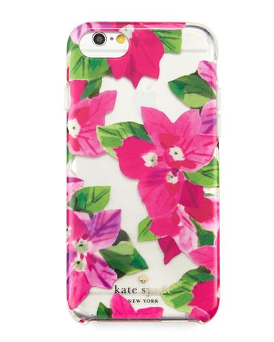 bougainvillea iPhone 7 case, multi