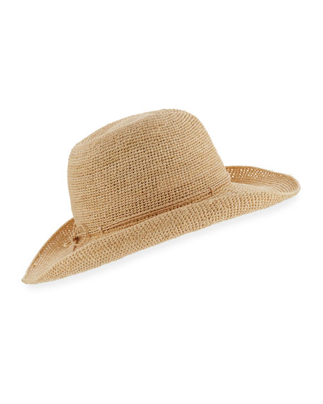 Helen Kaminski Belen Raffia Cowboy Hat
