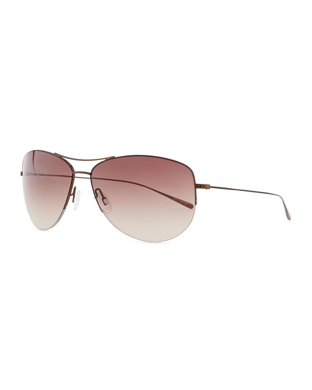 Strummer Aviator Sunglasses