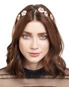 Blossom Floral Bandeau Headband