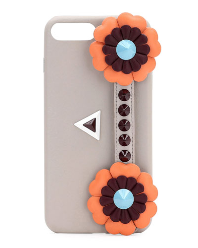 Flowerland iPhone® 7 Plus Case, Gray