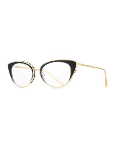 Clara Cat-Eye Optical Frames