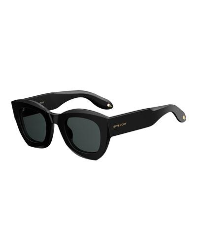 d0dada15357 Quick Look. Givenchy · Square Monochromatic Sunglasses ...