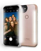 iPhone® 7 Photo-Lighting Duo Case, Matte Rose
