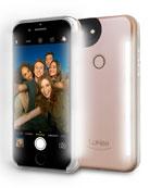 iPhone® 7 Plus Photo-Lighting Duo Case, Matte Rose