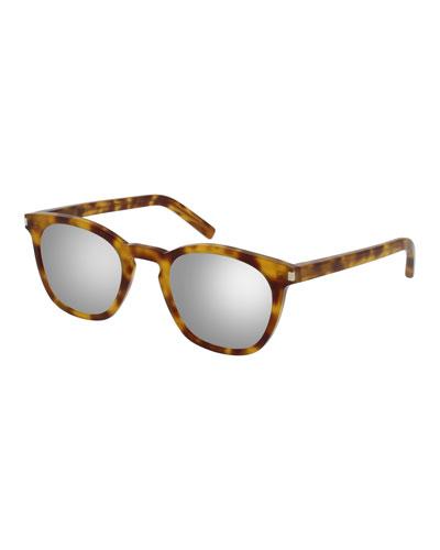 Unisex Acetate Sunglasses