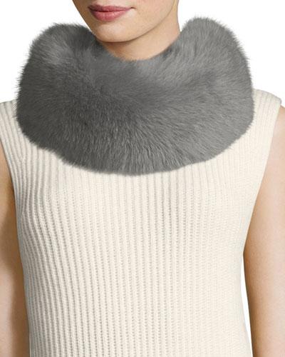 Fox-Fur Collar