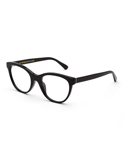 Super NUMERO 26 CAT-EYE OPTICAL FRAMES