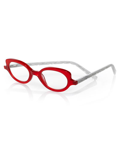 db811c5cee8 Red Reading Glasses