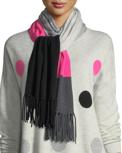 Rock Star Cashmere Scarf