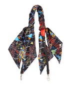 Artemis Foulard Shoulder Strap for Handbag