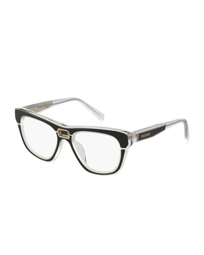 Transparent Acetate Optical Frames