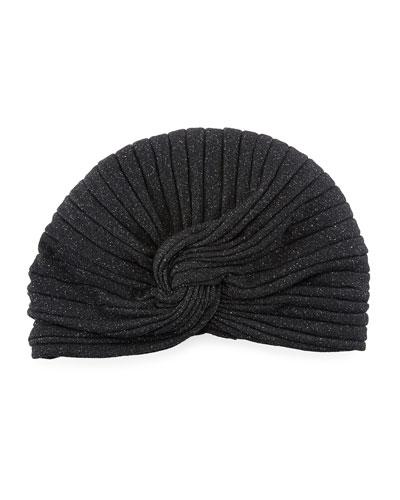 Jersey Sparkle Turban