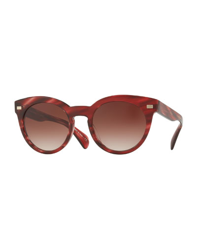 Dore 51 Acetate Cat-Eye Sunglasses