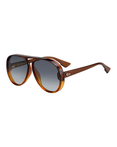 DiorLia Aviator Sunglasses