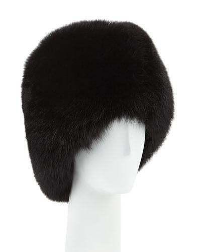 Joan Fur Envelope Hat