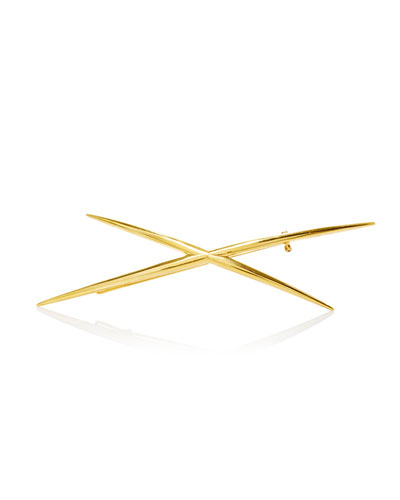 Exes Glossy Barrette
