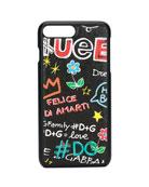 DG Graffiti Stampa Dauphine iPhone 7+ Case