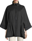 Loro Piana Winter Bloomsbury Cashmere Cape