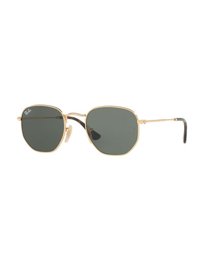 27c1b0387f5 Quick Look. Ray-Ban · Square Metal Keyhole Sunglasses