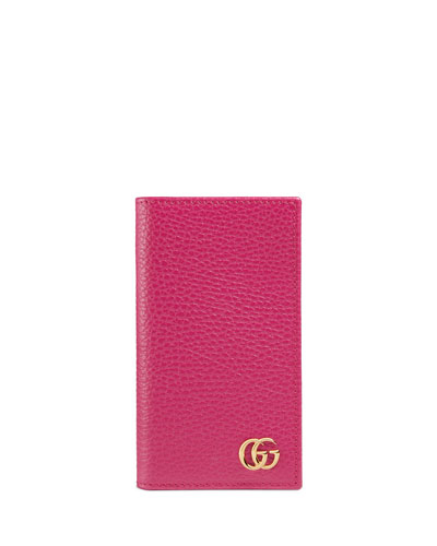Petite Marmont Leather Phone Cover