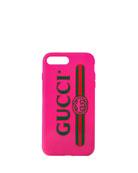 Gucci Print Rubber iPhone 7+ Case