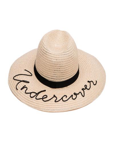 Emmanuelle Undercover Sun Hat