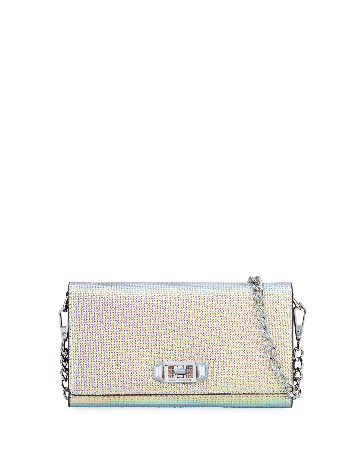 Lovelock Iridescent Crossbody Phone Case