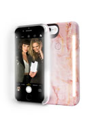 Limited Edition iPhone 8 Photo-Lighting Duo Case, Pink Quartz