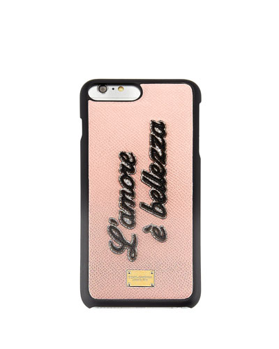 L'amore è Bellezza St. Dauphine Phone Case - iPhone 7/8 Plus