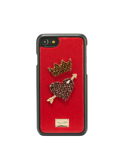 Queen Of Hearts St. Dauphine Phone Case for iPhone® 7/8