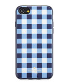 gingham resin phone case for iPhone® 7/8