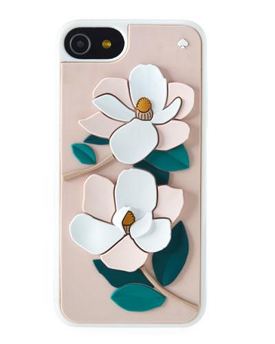 magnolia silicone iPhone® 7/8 case