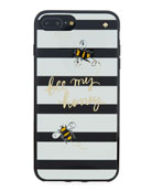 jeweled bee my honey iPhone® 7/8 Plus phone case