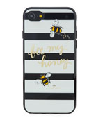jeweled bee my honey iPhone® 7/8 phone case