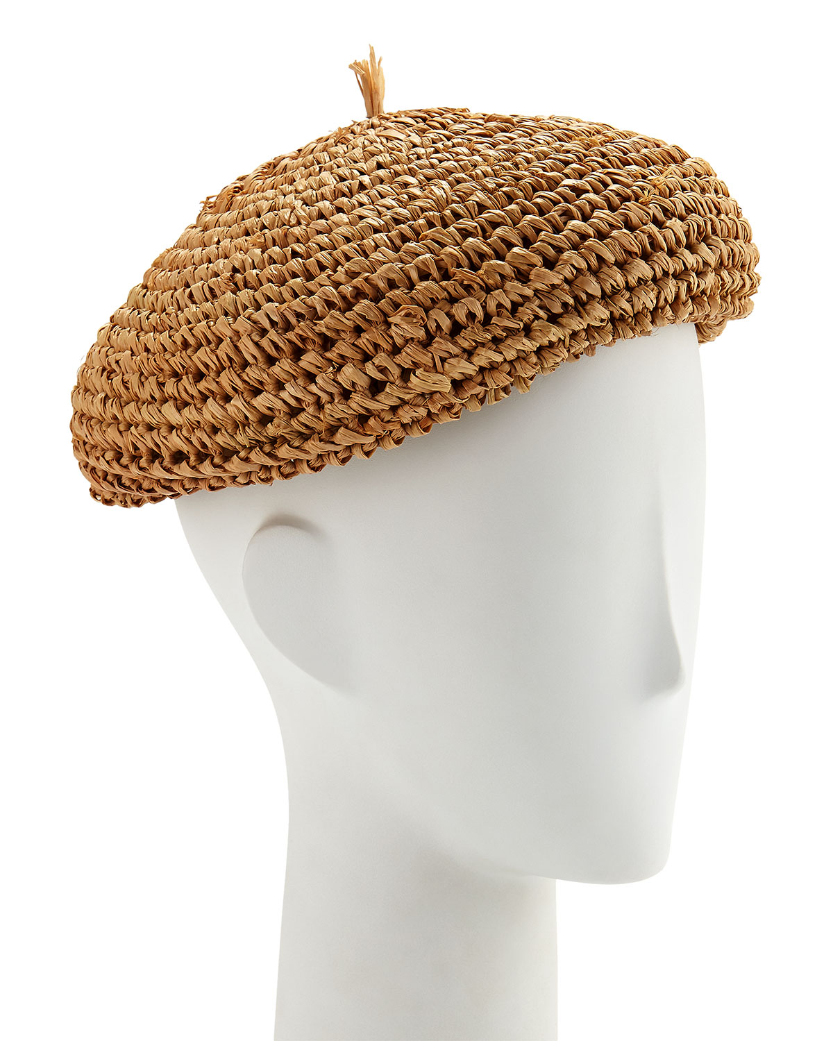 Coco Straw Beret