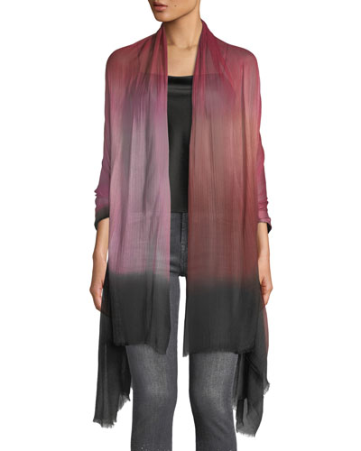 Color Blend Modal-Silk Stole