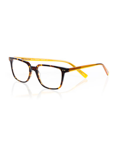 2f3fd0a0afd Quick Look. Eyebobs · C Suite Square Acetate Reading Glasses