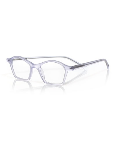 6fda7a09dfb Quick Look. Eyebobs · Firecracker Square Acetate Reading Glasses