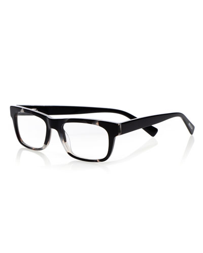 Style Guy Rectangle Acetate Reading Glasses