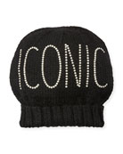 Eugenia Kim Marguerite Iconic Knit Beanie Hat