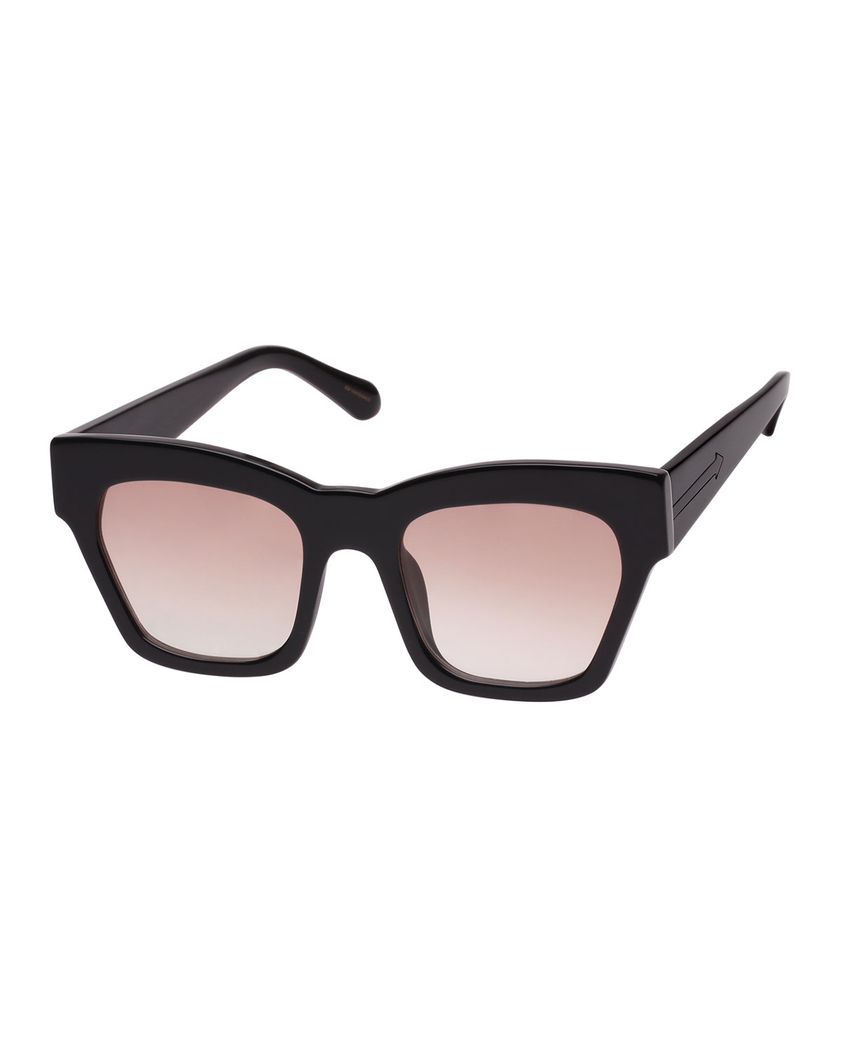 1586793c5930 Treasure Gradient Rectangle Sunglasses